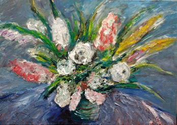 Ausstellung Durch die Blume